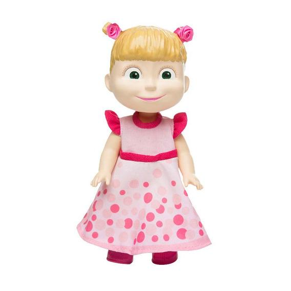 Masha E O Urso Boneca Masha Estrela - Criança Idade 3 A 5