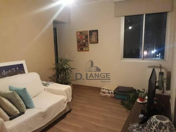Apartamento À Venda, 60 M² Por R$ 195.000,00 - Jardim Paulicéia - Campinas/sp - Ap18154