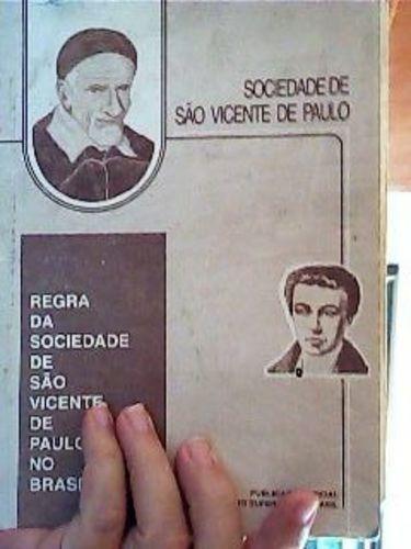 Livro Sociedade São Vicente De Paulo Vários