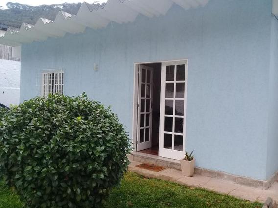 Casa Em Jardim Cascata, Teresópolis/rj De 100m² 3 Quartos À Venda Por R$ 550.000,00 - Ca254398