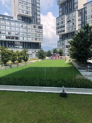 Rento Departamento Con Jardin Central Park