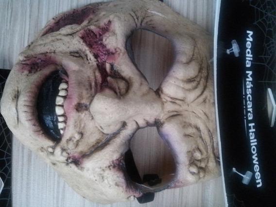 Mascaras Halloween Adulto O Niño Disfraces Dia Muertos