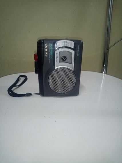 Gravador Voice Sensor Aiwa Vs480