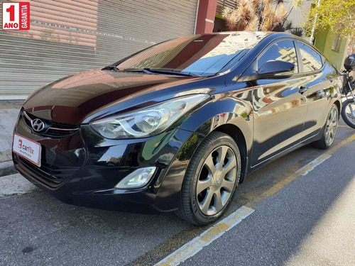 Hyundai Elantra 1.8 16v Aut.