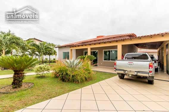 Casa Residencial Ponta Negra I, Área 395 M², 03 Suítes, Bairro Ponta Negra, Manaus /am - Ca00068 - 32121829