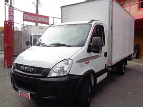 Iveco Daily 35s14 Bau - Ano 2013