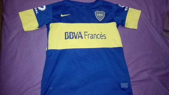 Camiseta Nike Niño Boca Juniors Temporada 2012 Roman 10