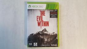 The Evil Within - Xbox 360 - Original - Usado