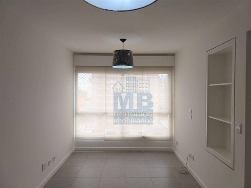 Imagem 1 de 12 de Apartamento Com 2 Dormitórios, 55 M² - Venda Por R$ 425.000,00 Ou Aluguel Por R$ 2.087,00/mês - Vila Mascote - São Paulo/sp - Ap4304