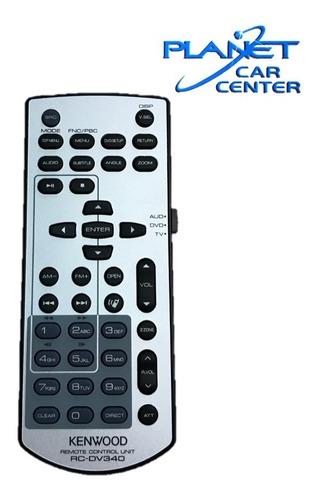 Control Remoto Kenwood Rc-dv340 Para Estereos Compatibles