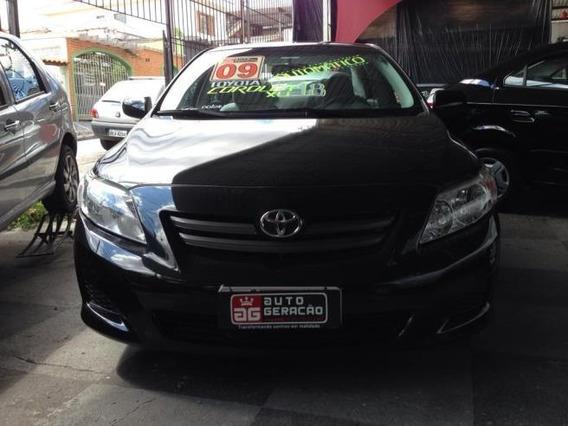 Toyota Corolla Sedan Xli 1.8 16v (flex) (aut) Flex Automát