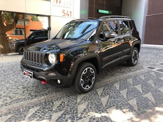 Jeep Renegade 2.0 16v Turbo Diesel Trailhawk 4p 4x4 Automáti