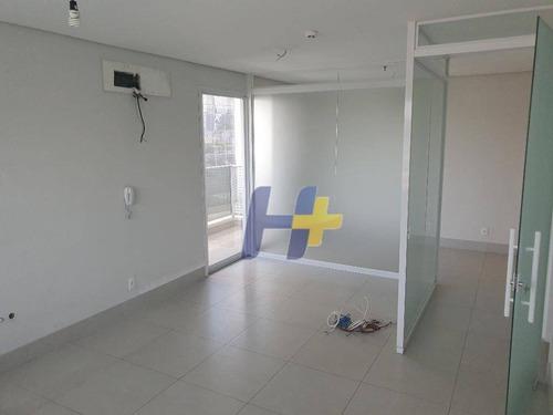 Conjunto À Venda, 45 M² Por R$ 450.000,00 - Brooklin - São Paulo/sp - Cj0159