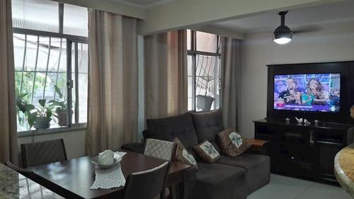 Apartamento Com 2 Dormitórios À Venda, 60 M² Por R$ 200.000,00 - Santa Rosa - Niterói/rj - Ap43966