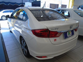 Honda City Lx At 1.5 2016 - Santa Paula Veículos