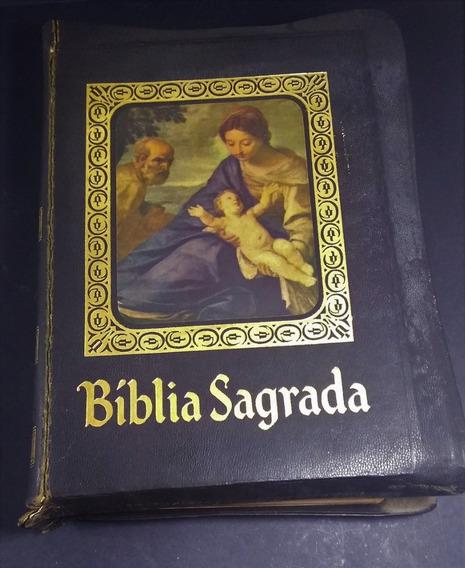 Antiga Rara Bíblia Sagrada Edição Barsa Ano 1967. 495 Rrdeco