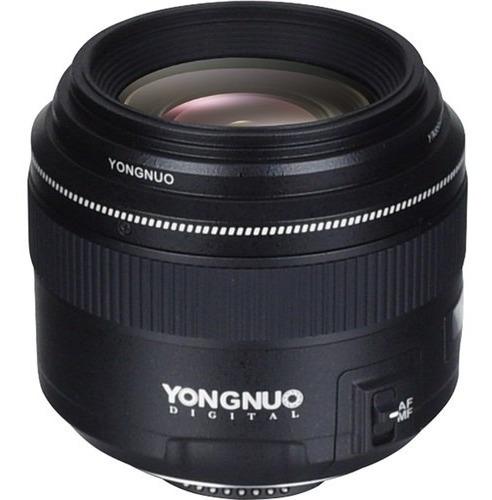 Lente Yongnuo Yn85mm F/1.8 - Yn 85mm - Para Câmeras Nikon