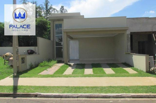 Linda Casa Nova Em Condomínio Fechado Com 3 Dormitórios - Ca0873