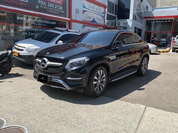 Mercedes-benz Clase Gle 350d 4matic 2017 Perfecto Estado
