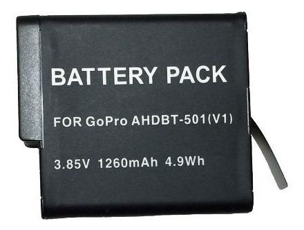 Bateria Para Go Pro Gopro Hd Hero 7 Com Nota Fiscal