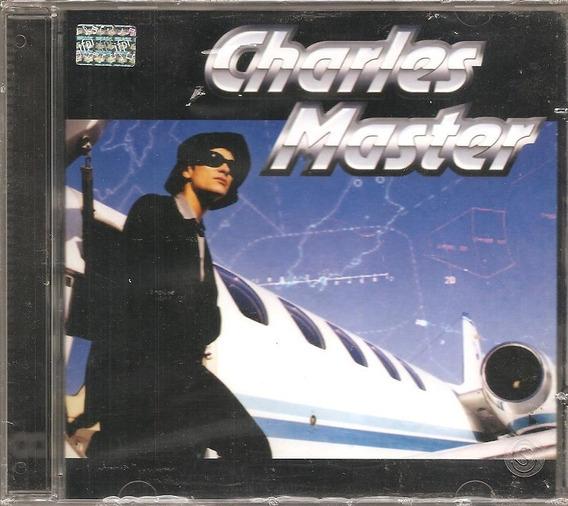 Cd Charles Master - Vai Vender...-ex Vocal Banda Gaucha Tnt