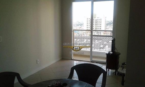 Apartamento Com 2 Dormitórios À Venda, 48 M² Por R$ 290.000,00 - Jardim Vila Formosa - São Paulo/sp - Ap1102