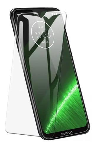 Imagen 1 de 1 de Protector Vidrio Templado Motorola Moto G7 - G7 Plus