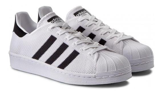 Adidas Superstar Tela Blancas Ropa, Bolsas y Calzado en
