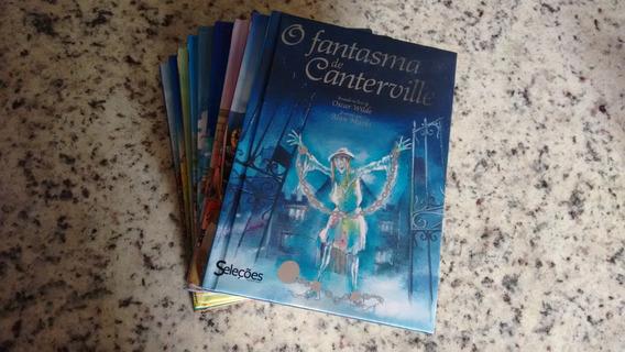 Livro = Coleção - Seleções Infanto Juvenil Com 5 Volumes