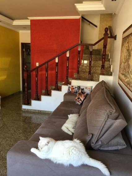 Sobrado Com 4 Dormitórios À Venda, 149 M² - Vila Augusta - Guarulhos/sp - So2008