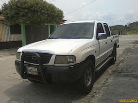Mazda B-2600 2600 Doble Cabina 4x4 - Sincronico