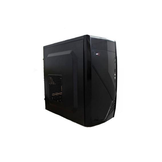 Computador Br Pc Dualcore G840 4gb 500 Gabinete Atx Win7 Pro