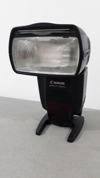 Flash Canon 580 Ex-ii