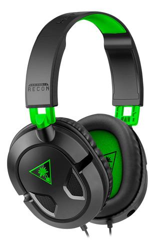 Diadema Turtle Beach Ear Force Recon 50x Green Ps4/xbone