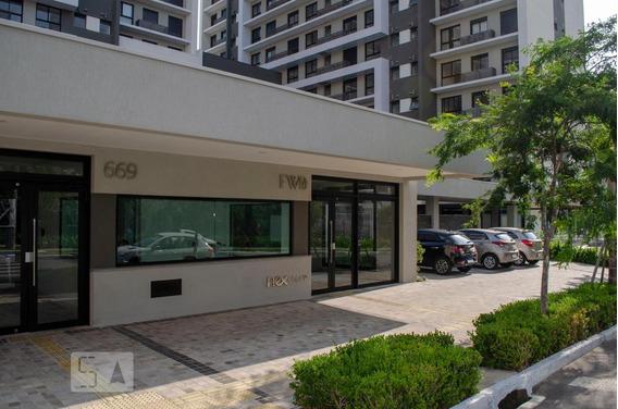 Apartamento Para Aluguel - Jardim Salso, 1 Quarto, 50 - 893020480