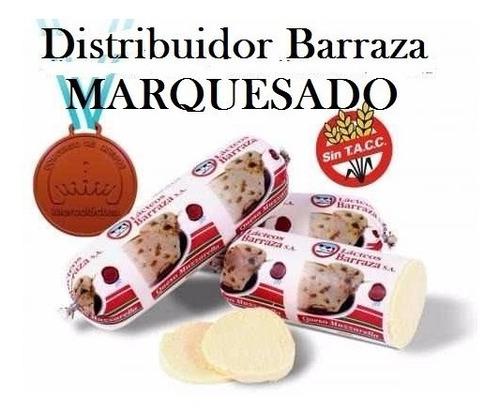 Muzzarella Barraza Cilindros X 3 Unidad. En Marquesado