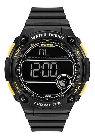 Relógio Mormaii Masculino Wave Original C/ N.f. Mo3670/8y