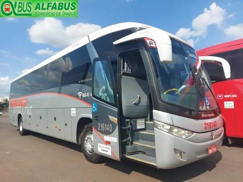Imagem 1 de 15 de Ônibus Scânia/k360, Marcopolo G7 1050, Ano 13/13, Com Ar/wc