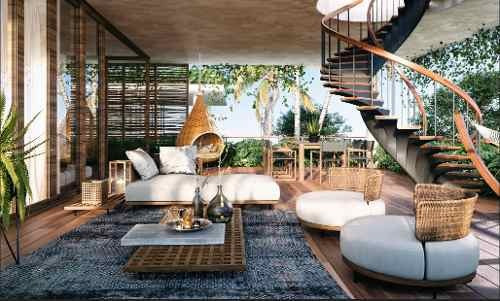Departamentos En Tulum Amelia Luxury Residences Venta