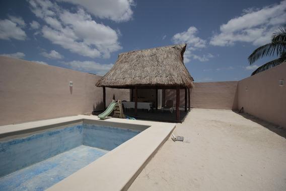 Casa En Renta En El Puerto De San Benito, Yucatán