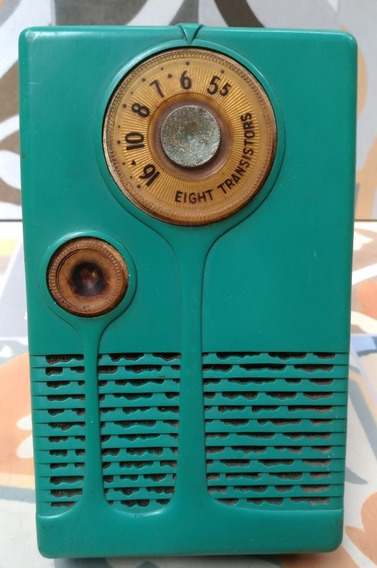 Rádio Antigo Emerson 888 Vanguard Am