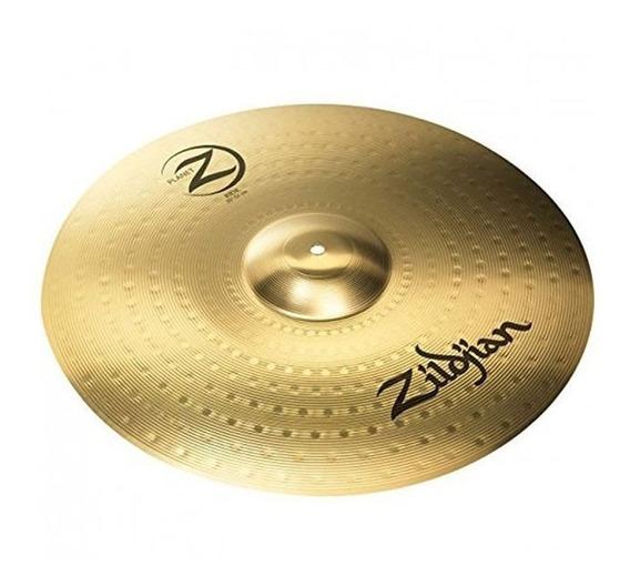 Platillo Ride 20 Plz20r, Serie Planet Z, Zildjian