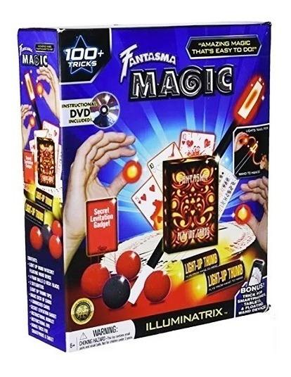 Juego Illuminatrix Set +100 Trucos Juguete Recreativo