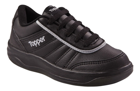 Zapatillas Topper Tenis Tie Break Ii Kids Nene