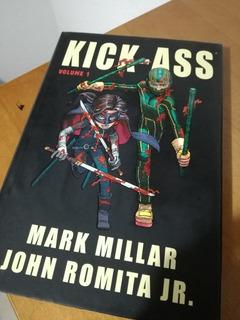 Coleccion Kick Ass En Ingles