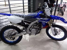 Motolandia Yamaha Yz 250f 2018 Okm Tel 47927673
