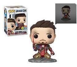 Preventa Funko Pop I Am Iron Man