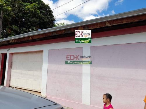 Imagem 1 de 7 de Casa Com 2 Dormitórios À Venda Por R$ 371.000,00 - Putim - São José Dos Campos/sp - Ca6101