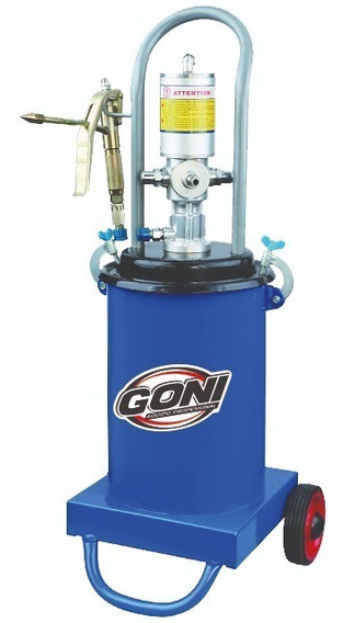 Engrasadora Neumatica De 12 Kg Goni 4150
