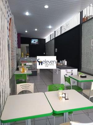 Restaurante Para Venda Barris, Salvador ( Só Passando O Ponto E Maquinário) 250,00 Útil R$ 250.000,00 - Rt00001 - 32379028